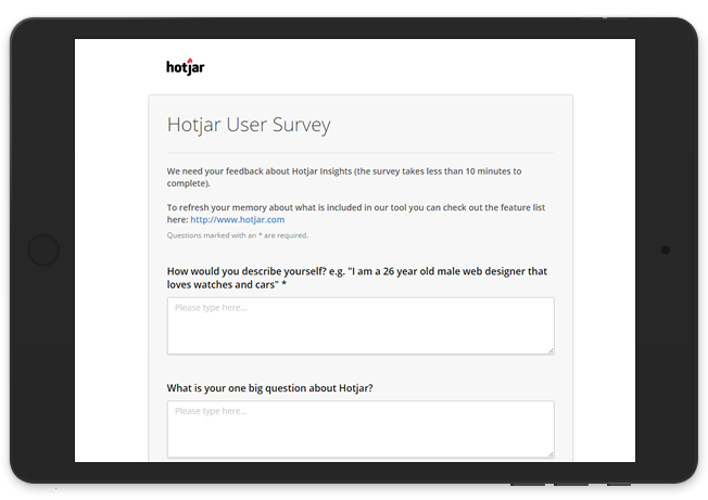 what_is_hotjar_survey
