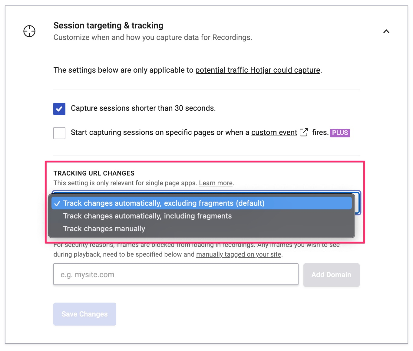 These settings are available in Sites and Organizations by clicking on the Site settings button next to a site's name.